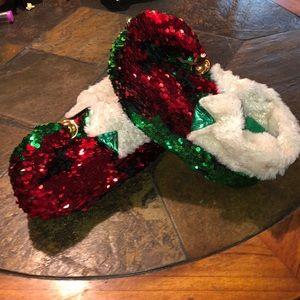 Christmas house shoes/slipper
